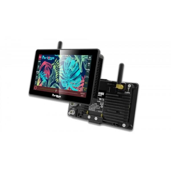 "Portkeys BM5 WR HDMI - SDI 5.5"" Touch Screen Monitor with wireless control monitor"