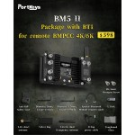 "Portkeys BM5 II HDMI - SDI 5.2"" Touch Screen Monitor 2200 Nits with 3D Luts"